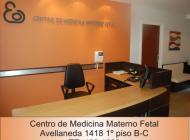 Centro de medicina materno fetal
